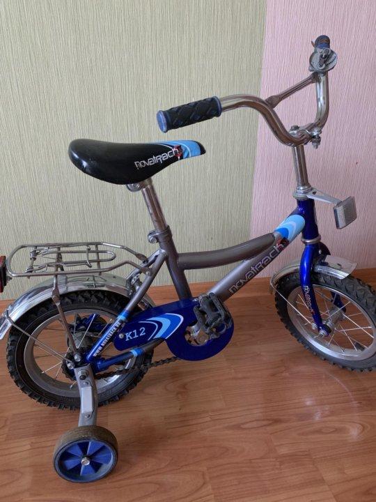 4 х колесный детский велосипед