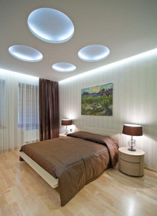 натяжной потолок в спальне с подсветкой фото рецепт армянской кухни