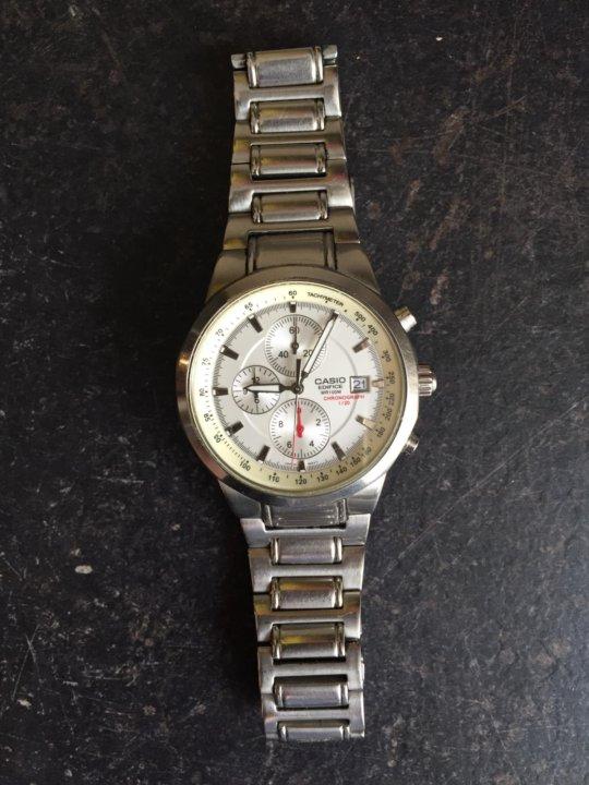 Casio 100m стоимость wr часов edifice часы продам спортивные