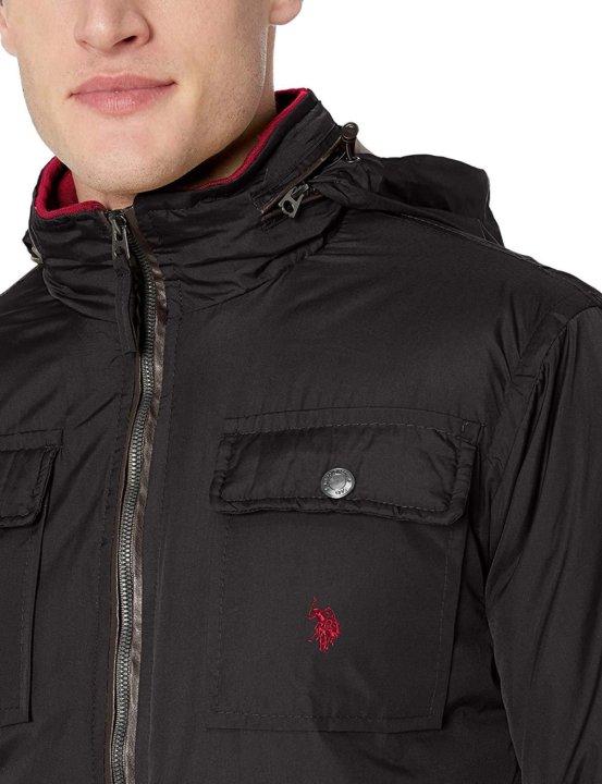 Polo Assn Mens Bi-Swing Jacket U.S