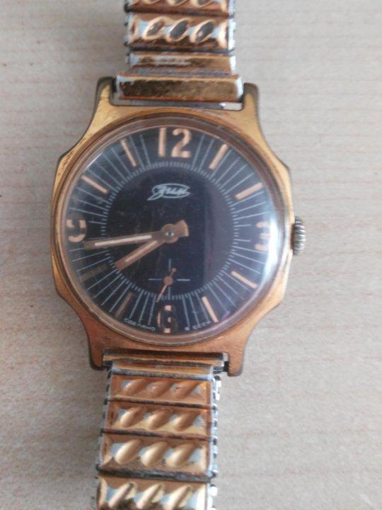 Позолоченные часы продам и выкуп часов обмен