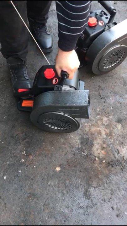 устройство для чистки дымохода вакуумным аппаратом