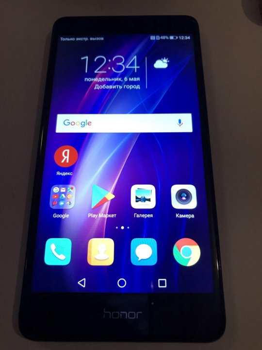 Huawei HONOR 6X (64Gb+micro SD) – купить в Хабаровске, цена