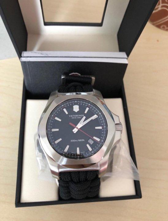 7862532b Часы Victorinox Swiss Army – купить в Москве, цена 13 000 руб., дата ...