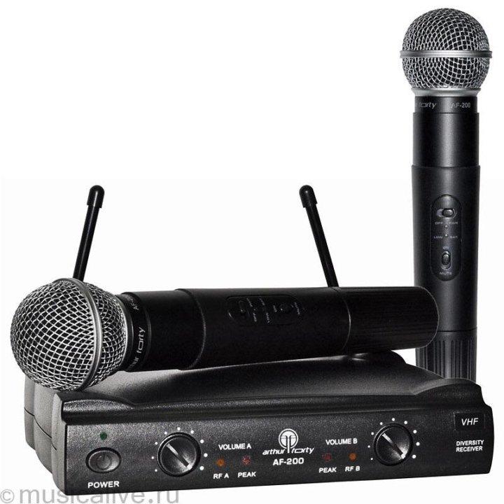 купить 2 микрофона