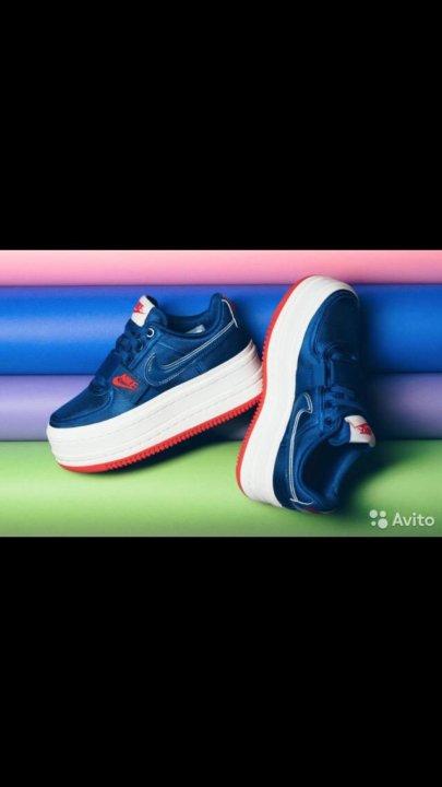 34801111 Кеды Nike vandal 2k – купить в Барнауле, цена 2 300 руб., продано 28 ...
