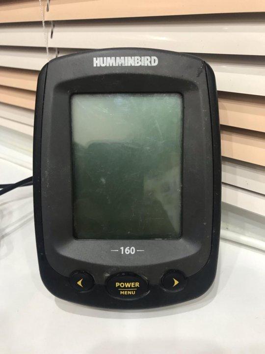 Эхолоты humminbird 160