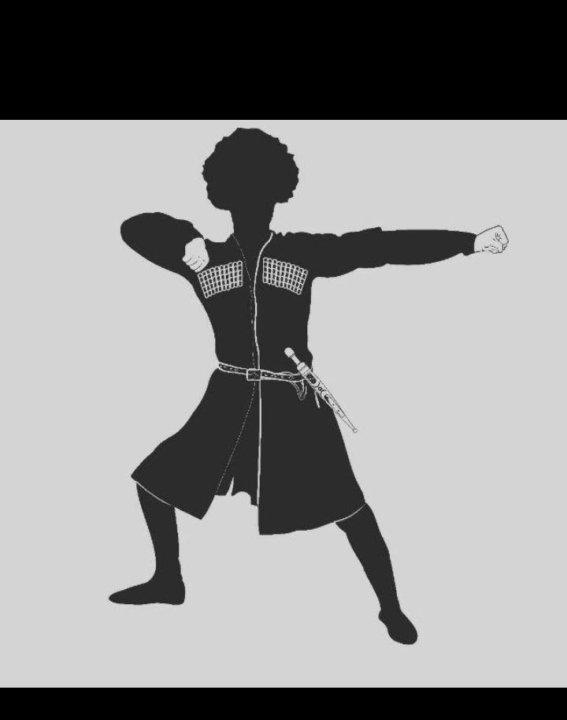 джигит танцует картинка