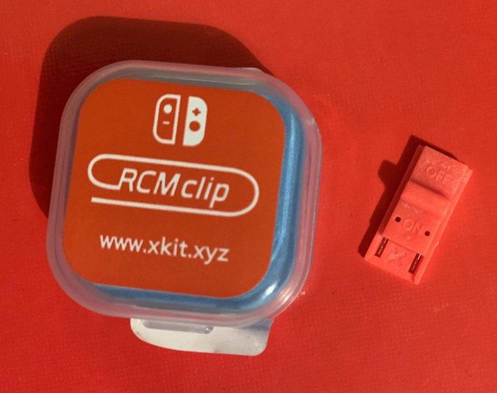 RCM Jig Nintendo Switch – купить в Москве, цена 400 руб , дата