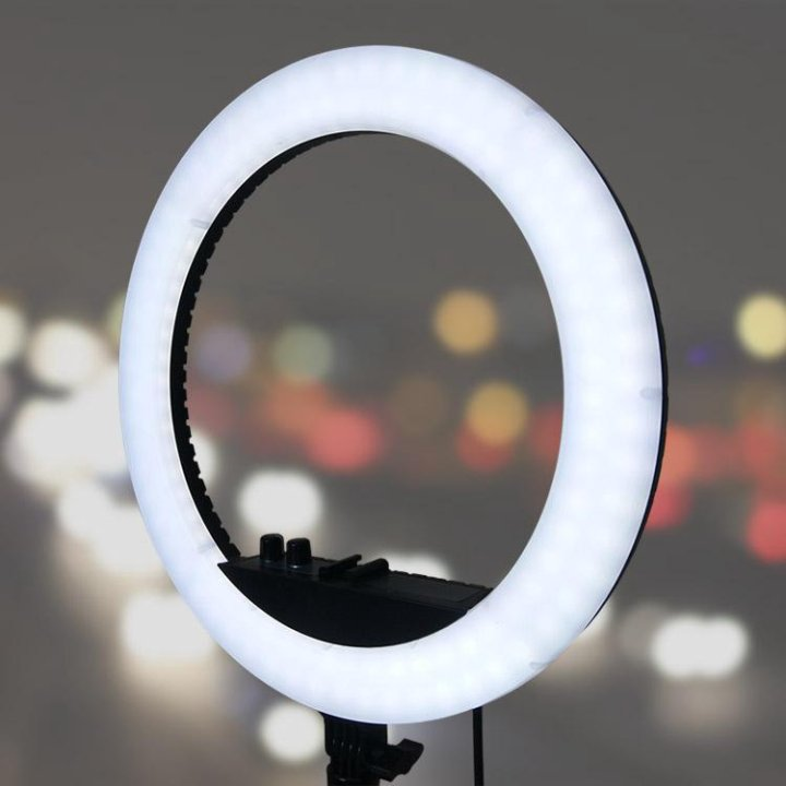 Фотографируем предметы с кольцевой лампой