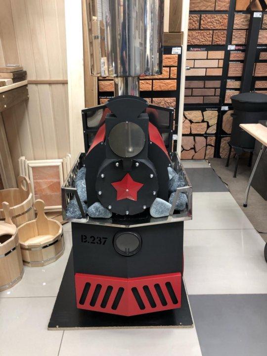 печка паровоз устройство фото перед