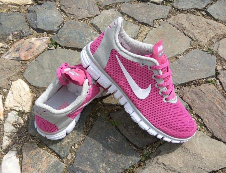 4b267155 Кроссовки Nike Free 3.0 розовые р0 – купить в Екатеринбурге, цена 1 ...