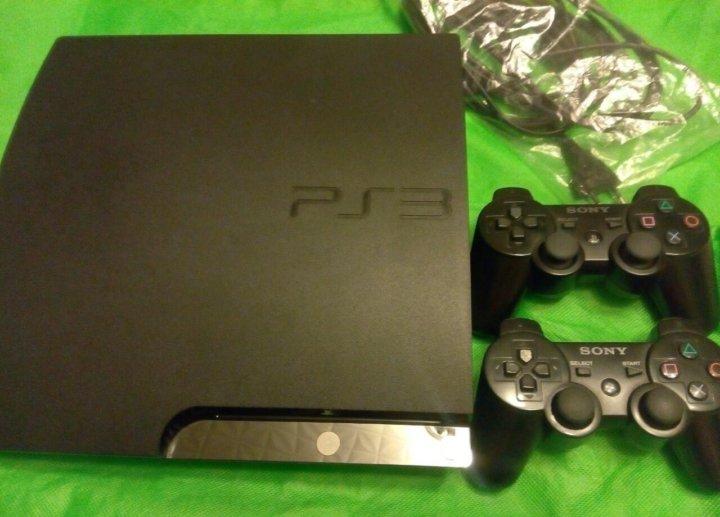 PS3 SLIM 160GB CECH-2508A DATE CODE 0C – купить в