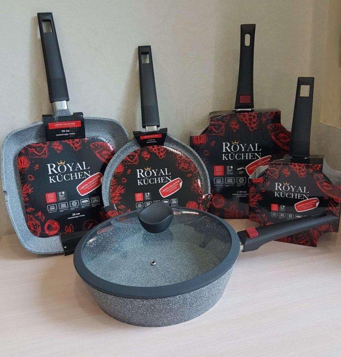 Skovorodki Royal Kuchen Magnit Kupit V Tule Cena 600 Rub Prodano 5 Fevralya Posuda
