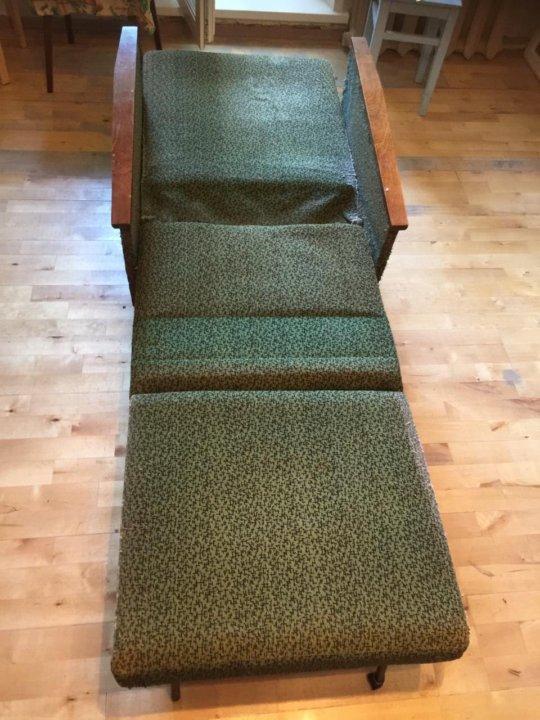 чудо фото советского кресло кровать новомосковска подробная