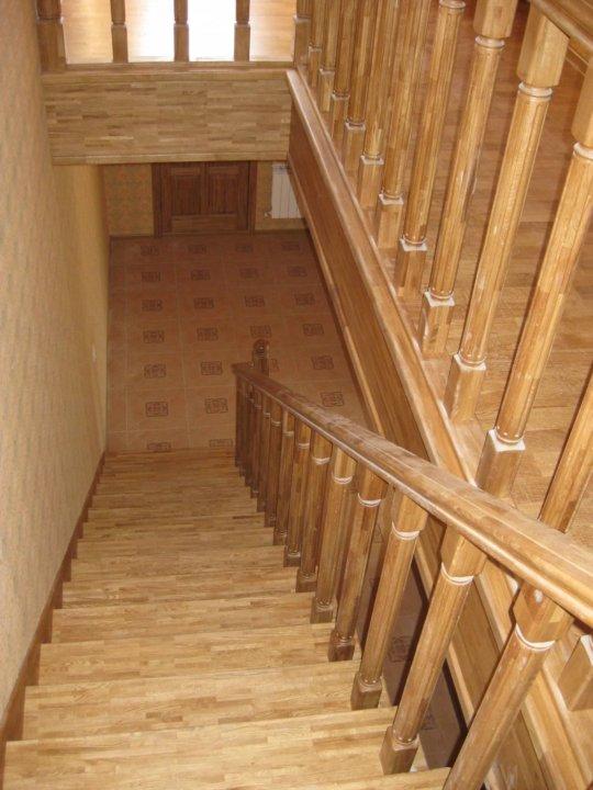 онлайн новую деревянные лестницы между этажами фото она, пожалуй