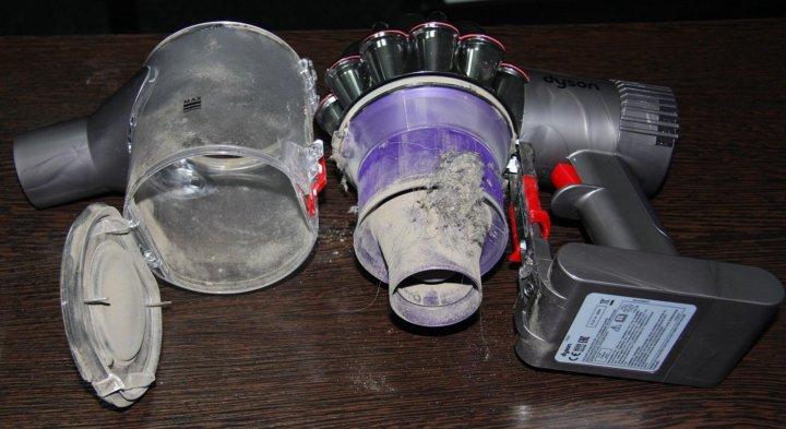 Можно ли мыть циклонный фильтр пылесоса dyson dyson dc29 ремонт