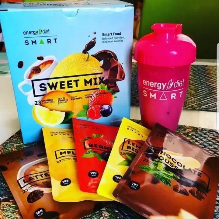 Купить продукцию энерджи диет