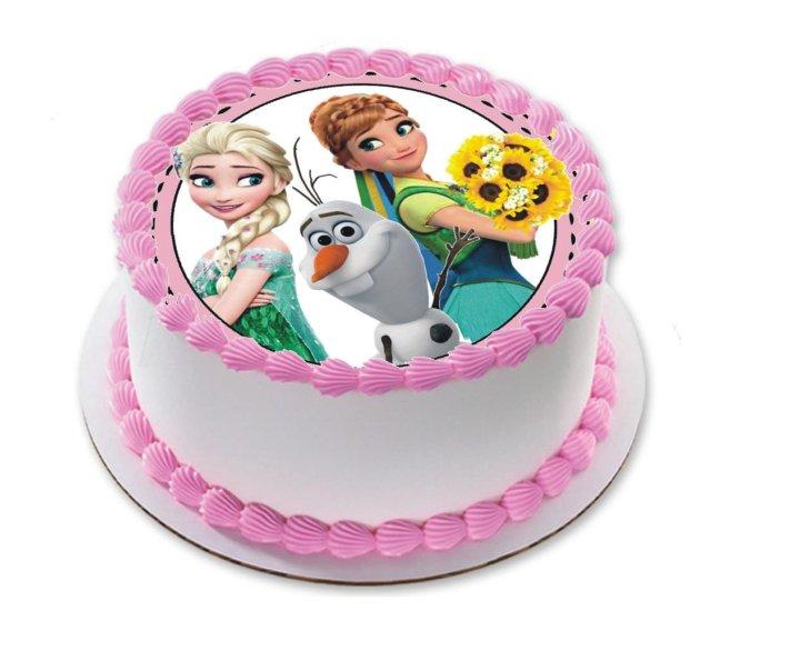 Сахарные картинки для тортов как использовать