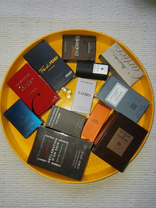 парфюм пробники купить
