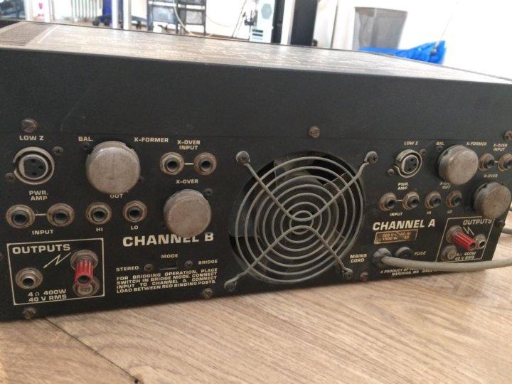 800 peavey amp cs Peavey CS