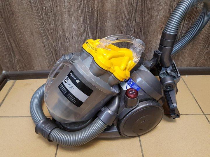 Пылесос dyson dc29 dyson blue vacuum