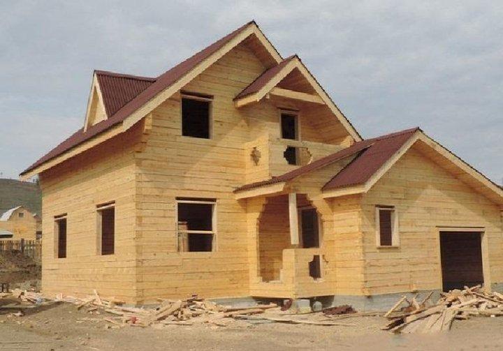 Проекты домов из бруса в улан удэ фото сон