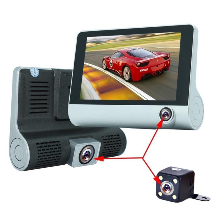 Регистратор авто 3 камеры лучшая фирма по производству видеорегистраторы