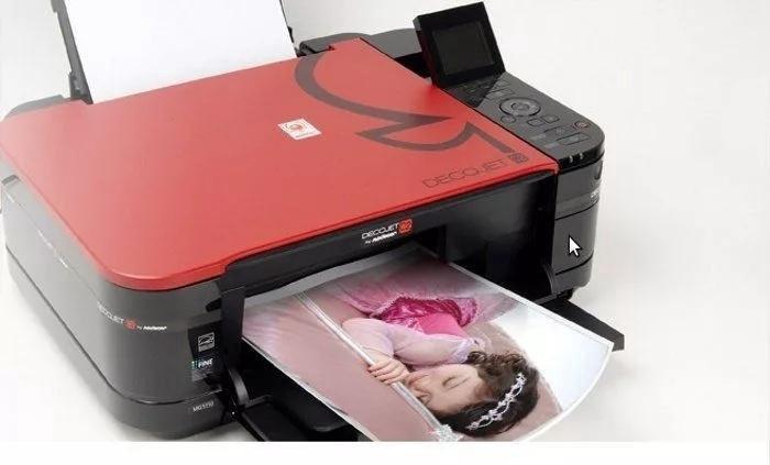 Пищевой фотопринтер для съедобной фотопечати