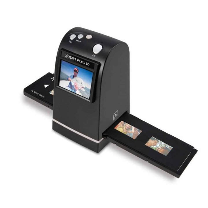 аппарат для просмотра фотографий с пленки