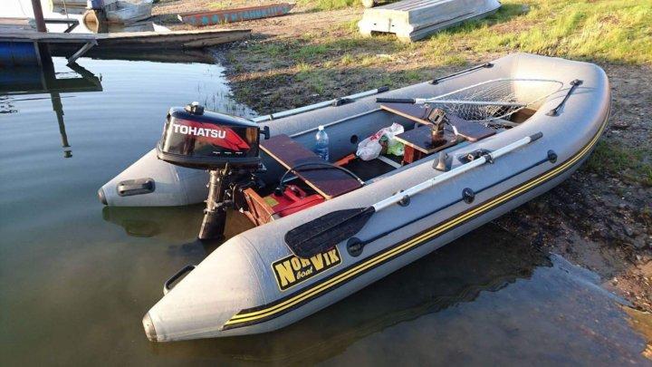 Лодка пвх с мотором бу продажа