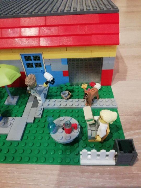 Обзор на мой самодельный домик Lego Friends. #взаимнаяподписка ... | 720x540