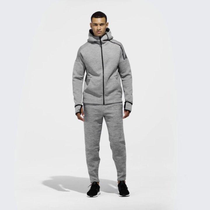 adidas Худи adidas Z.N.E. Fast Release синий   adidas Россия