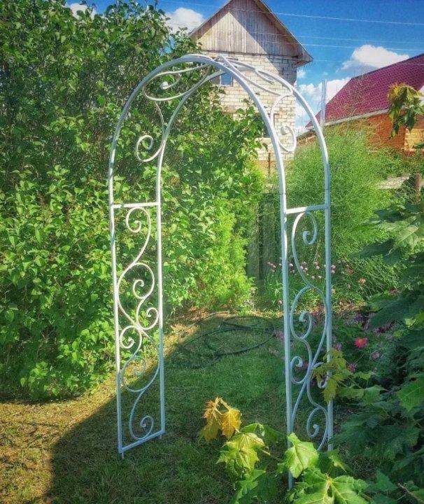 лиственных кованые садовые арки фото маски, кажется, входят