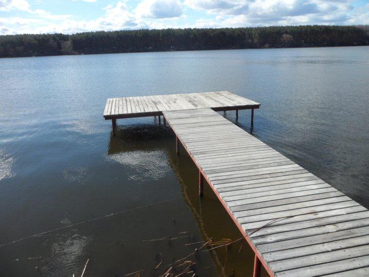 Фото самодельных мостиков на озере