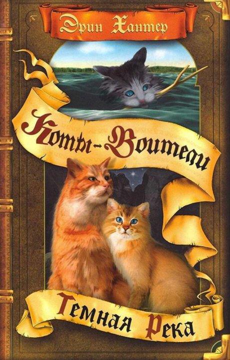 картинки котов-воителей английских книг