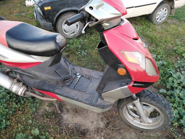 картинка скутер пурга информация юга, там даже
