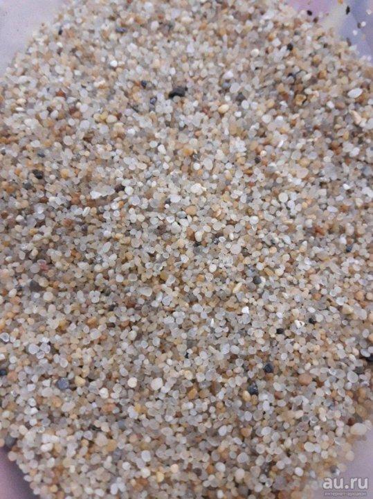 кварцевый песок отличие от обычного песка
