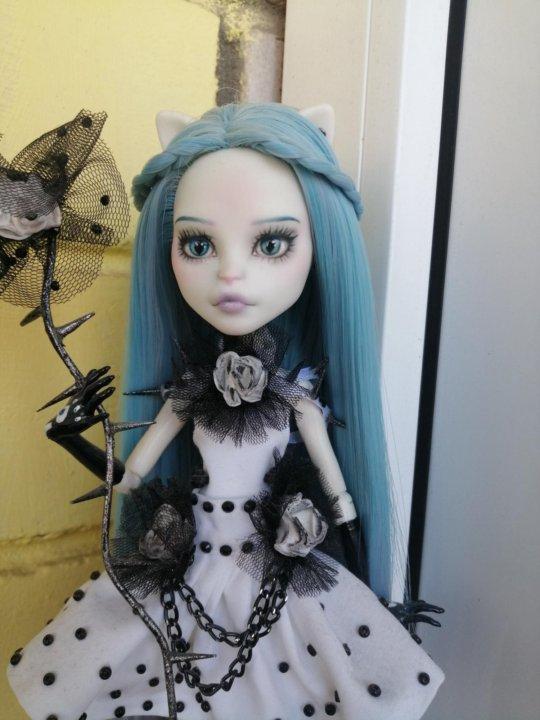 Картинки монстер хай куклы кэтрин де мяу ооак