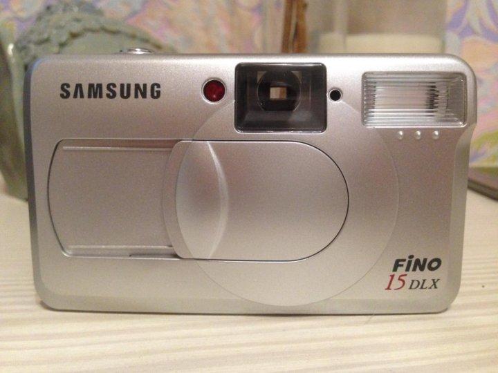 Пленочный фотоаппарат SAMSUNG FINO 115S 35ММ