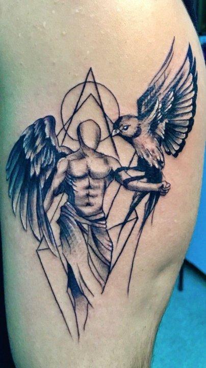 требуются модели для татуировки москва