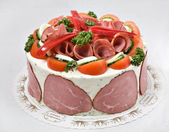 Торт из мастики фото колечки зверобой