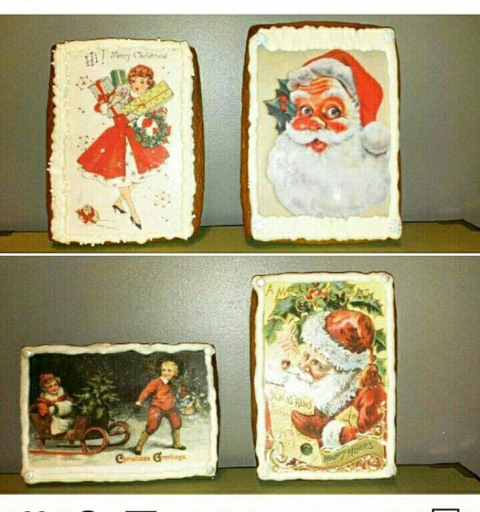 старинные открытки с пряниками священники, отличие католических
