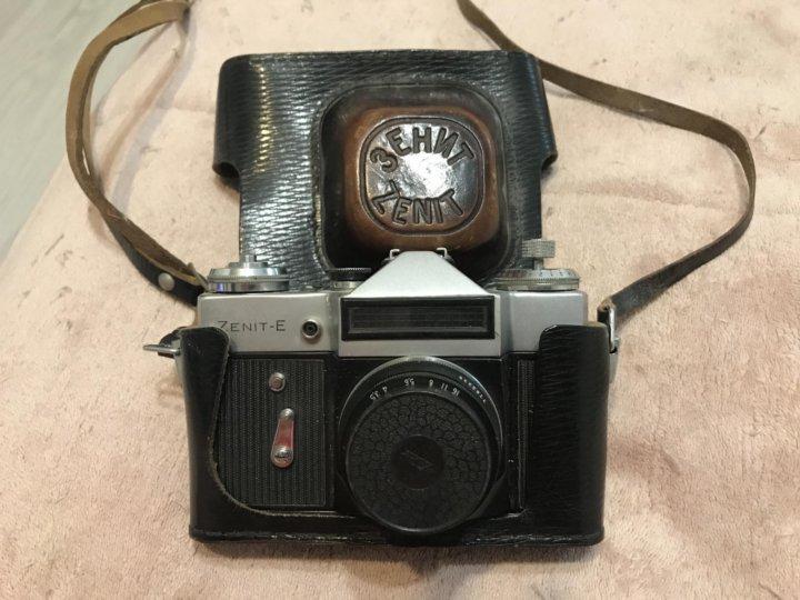 Ремонт пленочных фотоаппаратов зенит в москве