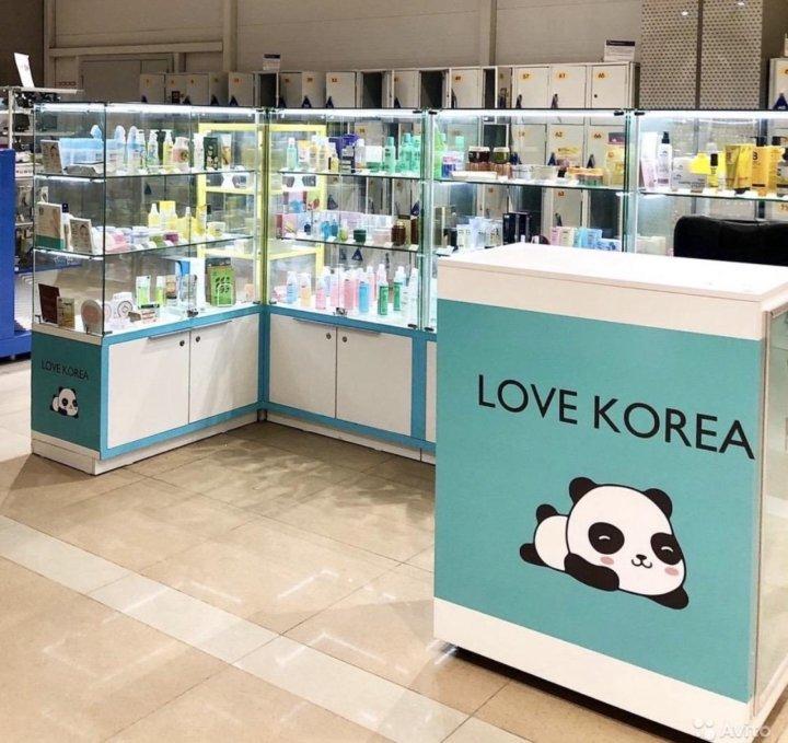 купить корейскую косметику в иркутске