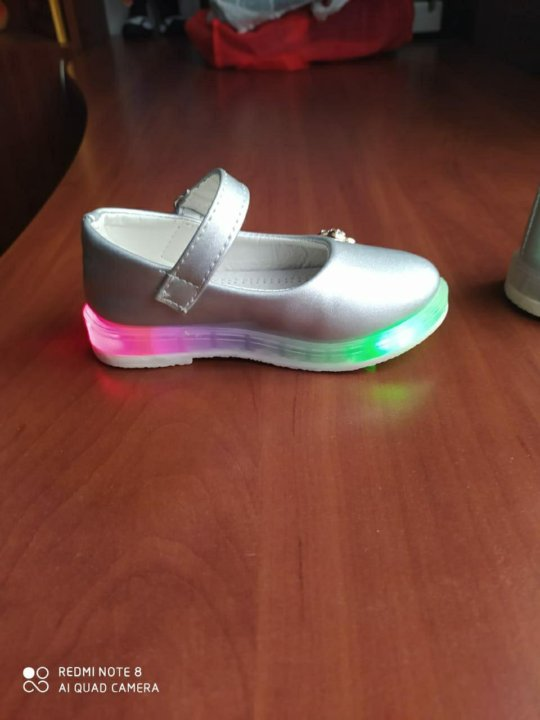 Туфли на девочку. - купить в Новосибирске, цена 400 руб ...