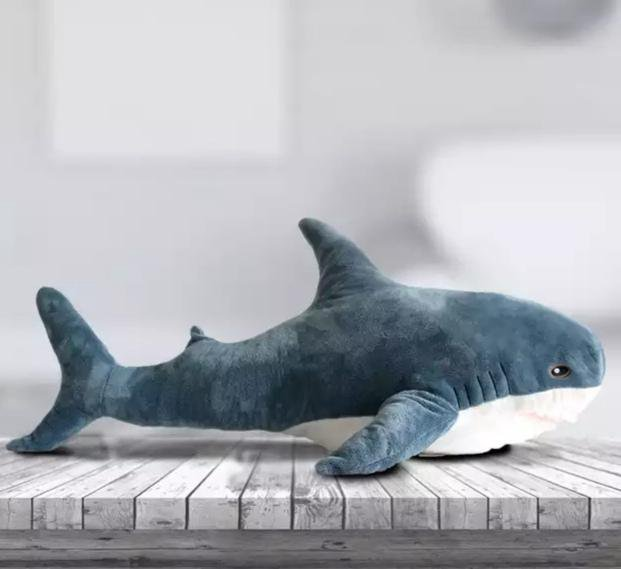 Картинки большая акула из икеи