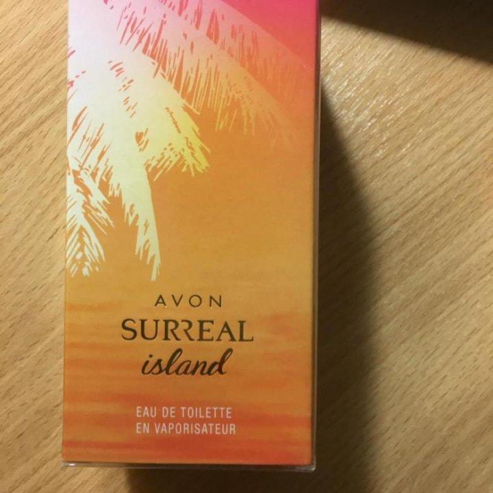 avon surreal island fragrantica