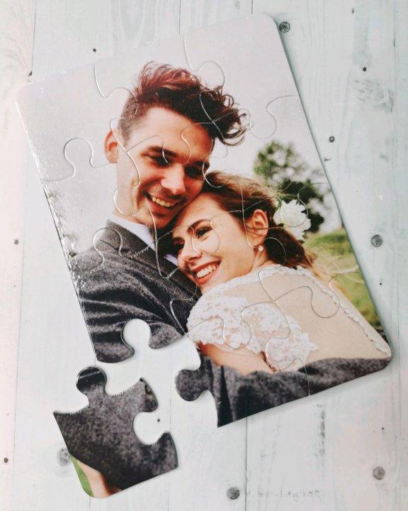 Печать фотопазлов казань