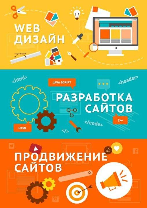Свой сайт разработка и продвижение этапы создания сайтов читать